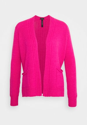 Cardigan - pop pink