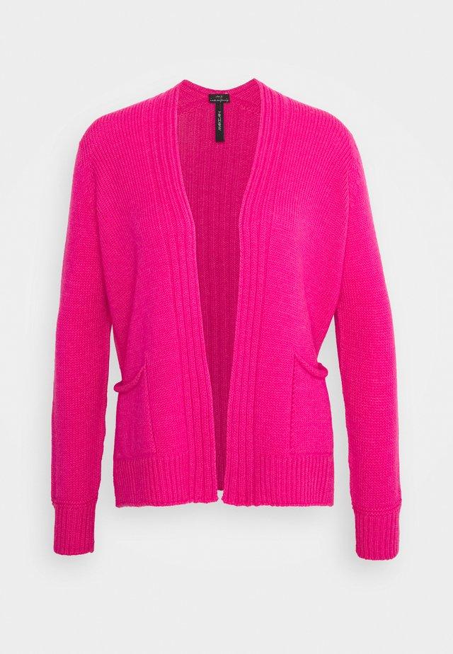 Chaqueta de punto - pop pink