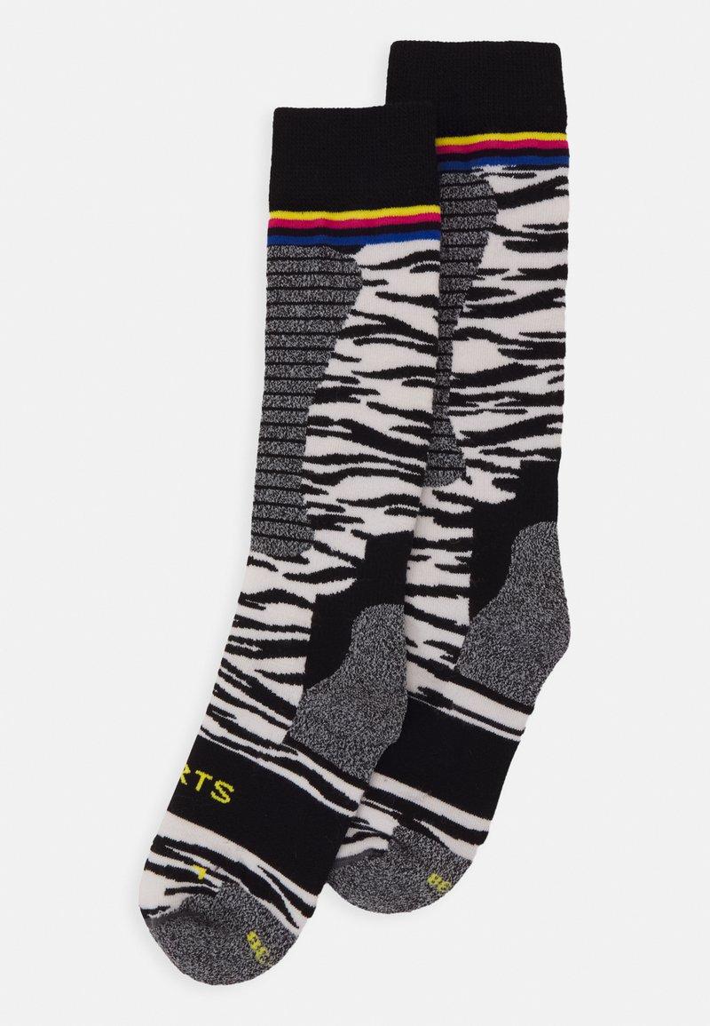 Barts - SKISOCK TECH UNISEX - Knee high socks - white