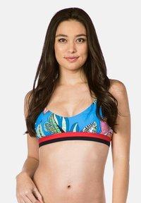 Trina Turk - Bikini top - pacific blue - 0