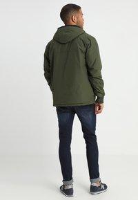 Alpha Industries - Light jacket - dark green - 2