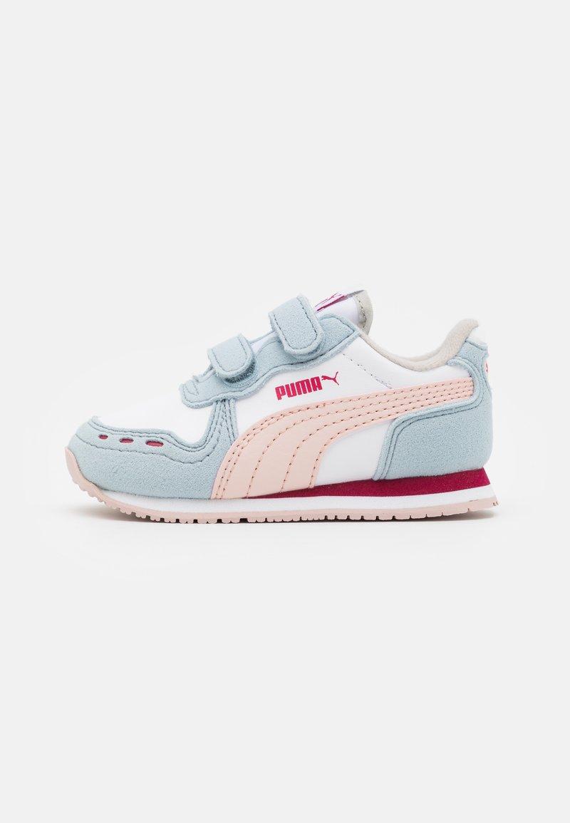 Puma - CABANA RACER  - Trainers - white/lotus