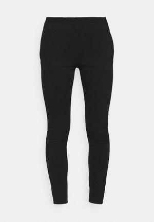 MON PANT - Bukser - black