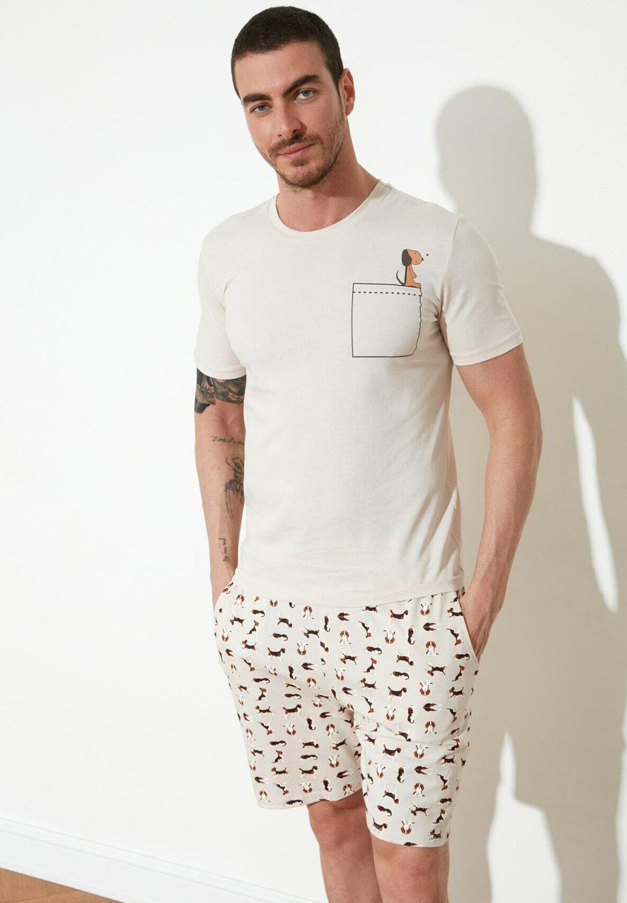 Homme SET PARENT - Pyjama