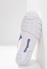 Reebok Classic - RAPIDE - Sneaker low - white/team purple/neon red - 4