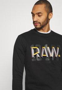 G-Star - RAW - Sweatshirt - black - 3
