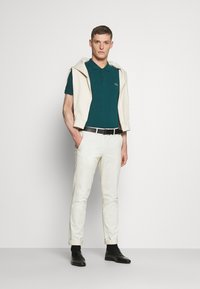 Lacoste - Polo shirt - mottled teal - 1