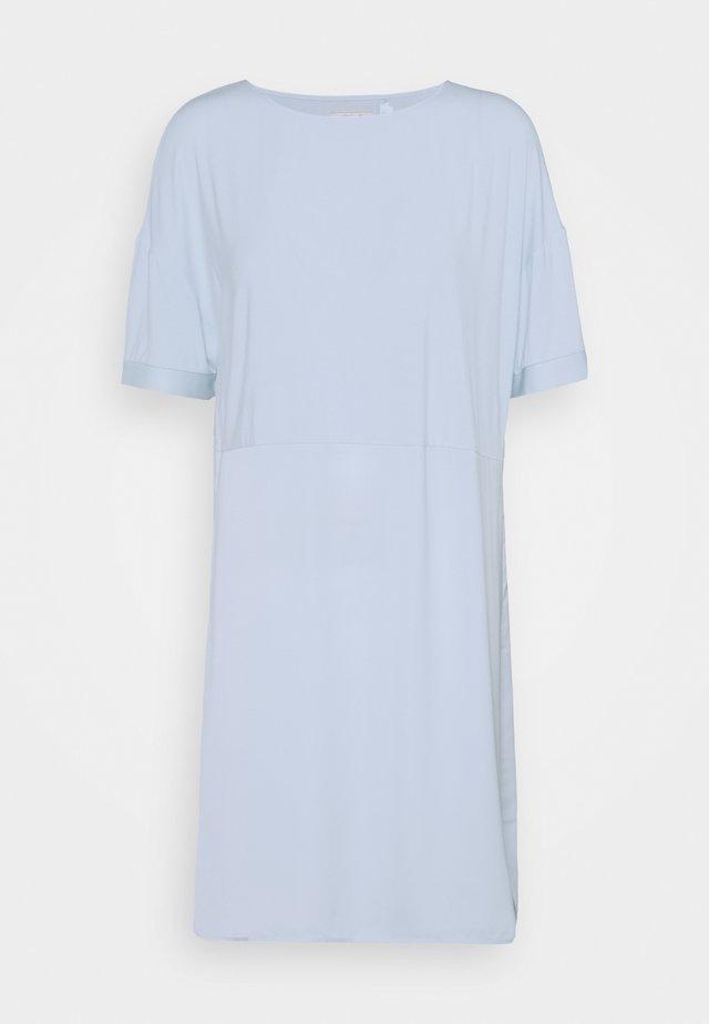MODERN FLAIR - Koszula nocna - blue pearl