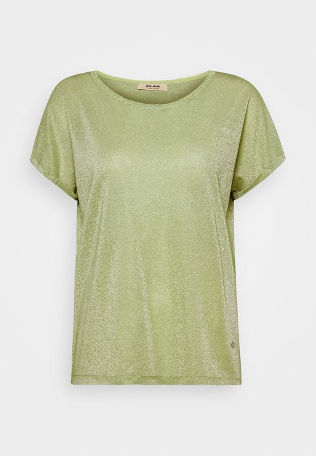 KAY TEE - T-shirt basic - winter pear