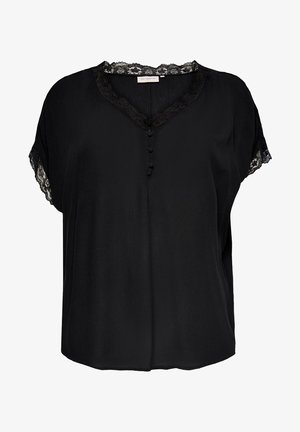 CURVY - Blouse - black