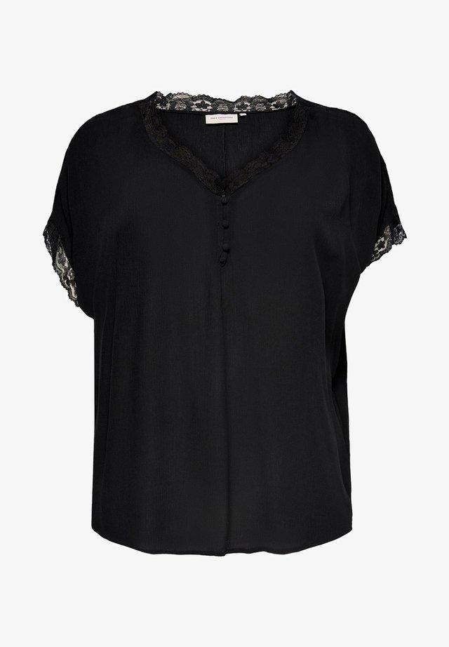 CURVY - Blusa - black