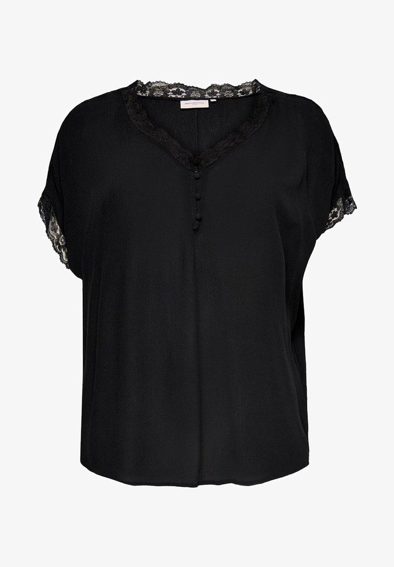 ONLY Carmakoma - CURVY - Blouse - black