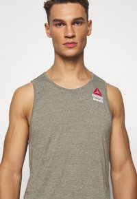 Reebok - TANK GAMES - Top - green - 3