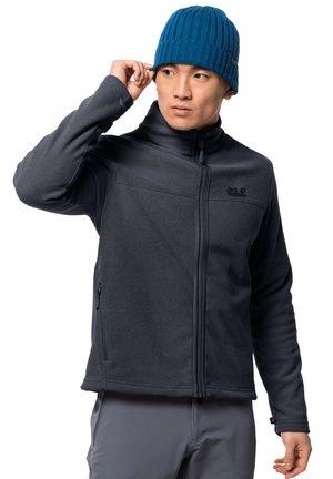 SKYWIND - Fleece jacket - ebony