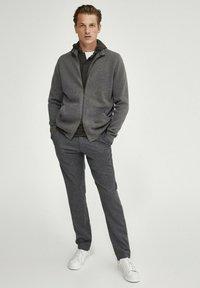 Massimo Dutti - Cardigan - dark grey - 1