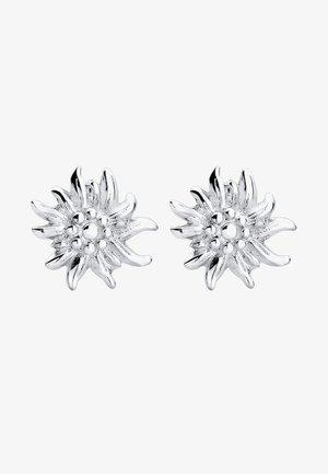 EDELWEISS - Earrings - silberfarben