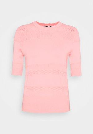 PRETTY CREW - T-shirts print - light pink