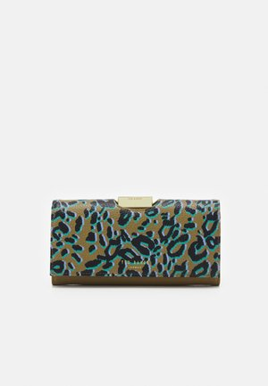 NAADIA - Portefeuille - olive