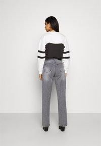 Dr.Denim - ECHO - Jeans straight leg - washed grey - 2