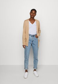 Anna Field - BASIC- Pocket cardigan - Kardigan - camel - 1