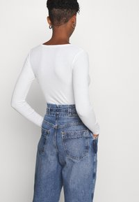 Pepe Jeans - BLAIR - Relaxed fit jeans - blue denim - 4