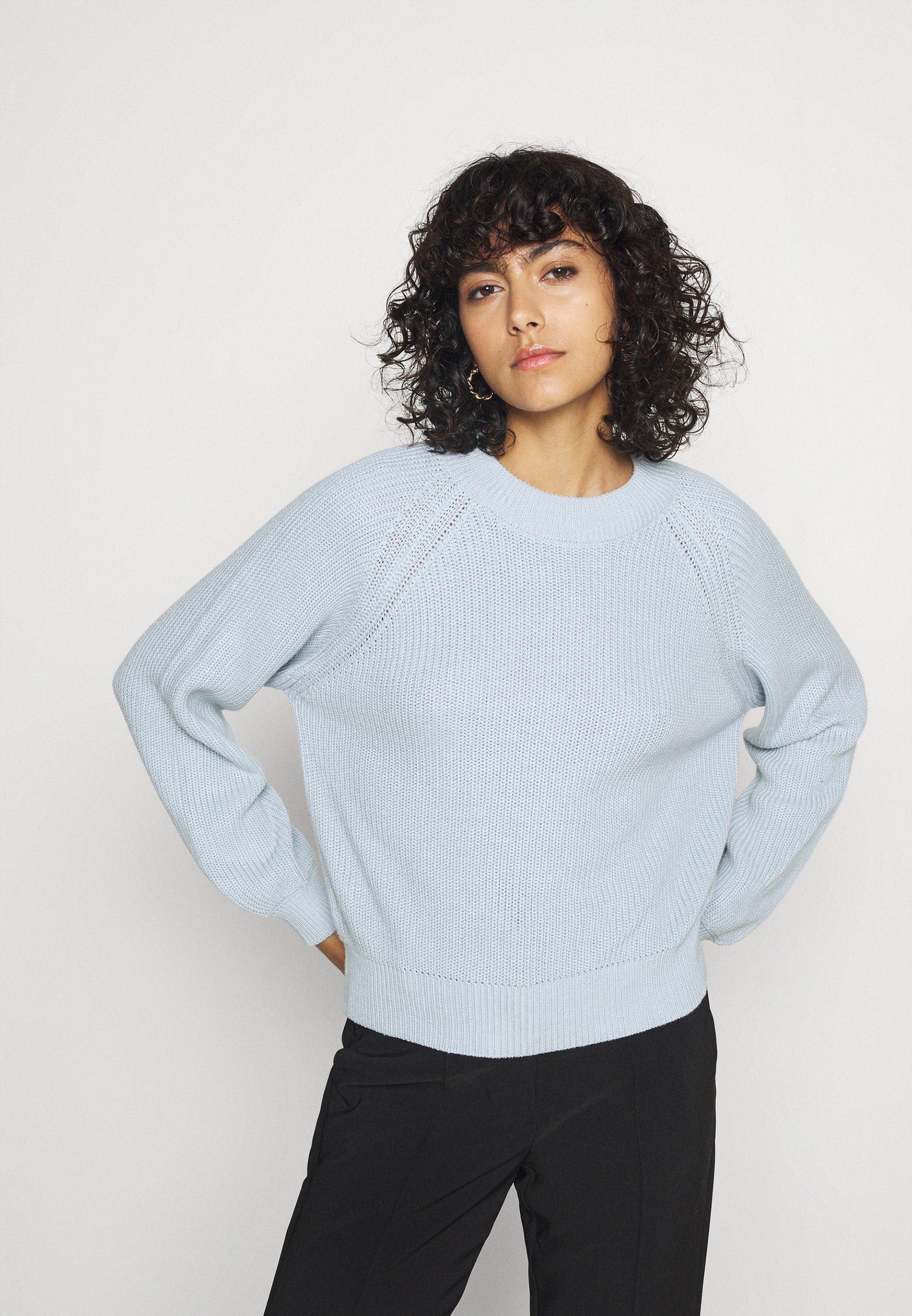 Femme VOLUME SLEEVE JUMPER  - Pullover