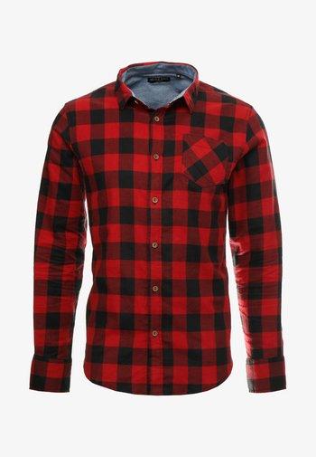 Overhemd - red/black