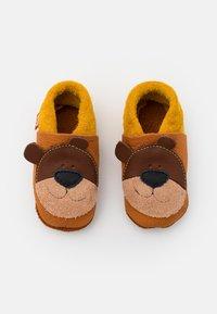 POLOLO - HONIGBÄR UNISEX - First shoes - braun - 3