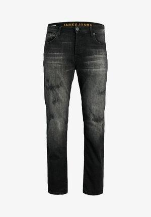 MIKE  - Straight leg jeans - black denim