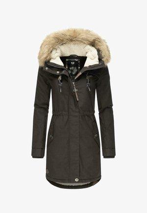 TAWNY - Winter coat - black