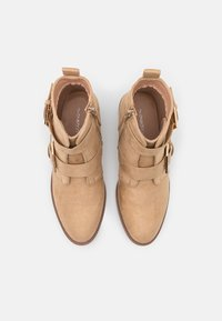 Even&Odd - Classic ankle boots - cognac - 5
