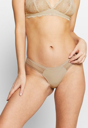 DAMEN RIO SLIP - Briefs - silver/grey