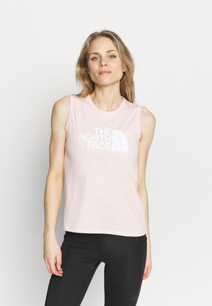 W FOUNDATION GRAPHIC TANK - EU - Treningsskjorter - pearl blush