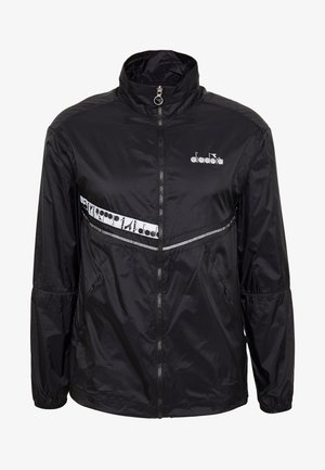 LIGHTWEIGHT WIND JACKET BE ONE - Sports jacket - black