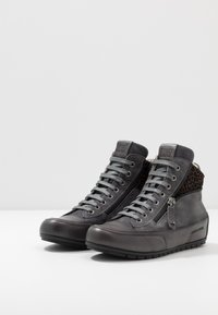 Candice Cooper - BEVERLY - Sneakers alte - road/antracite - 4