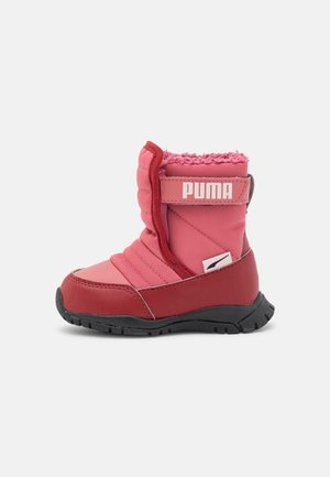 NIEVE BOOT WTR UNISEX - Winter boots - mauvewood/lotus