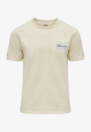 HEAVY - T-shirts print - bone white