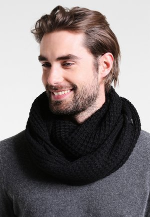 JACWAFFLE TUBE - Snood - black