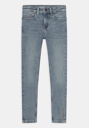 LIGHT SALT PEPPER - Jeans Skinny Fit - light blue