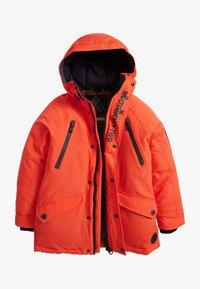 Next - Winter jacket - orange - 0