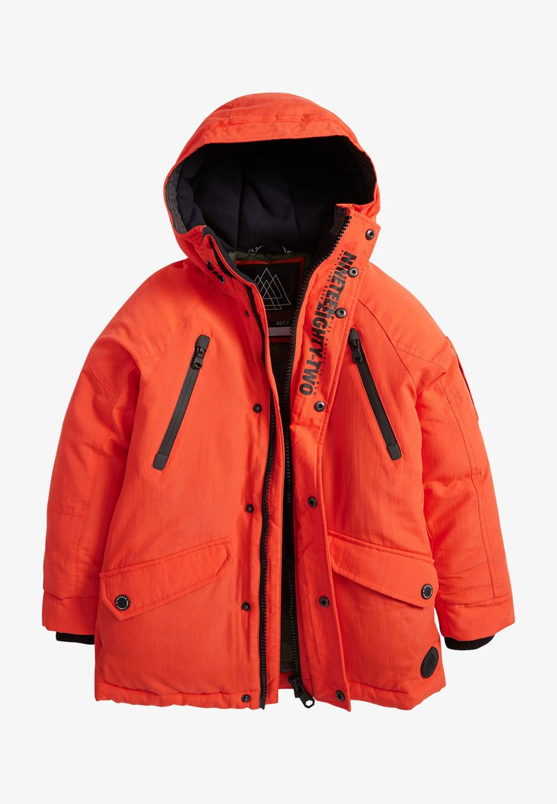 Next - Winter jacket - orange