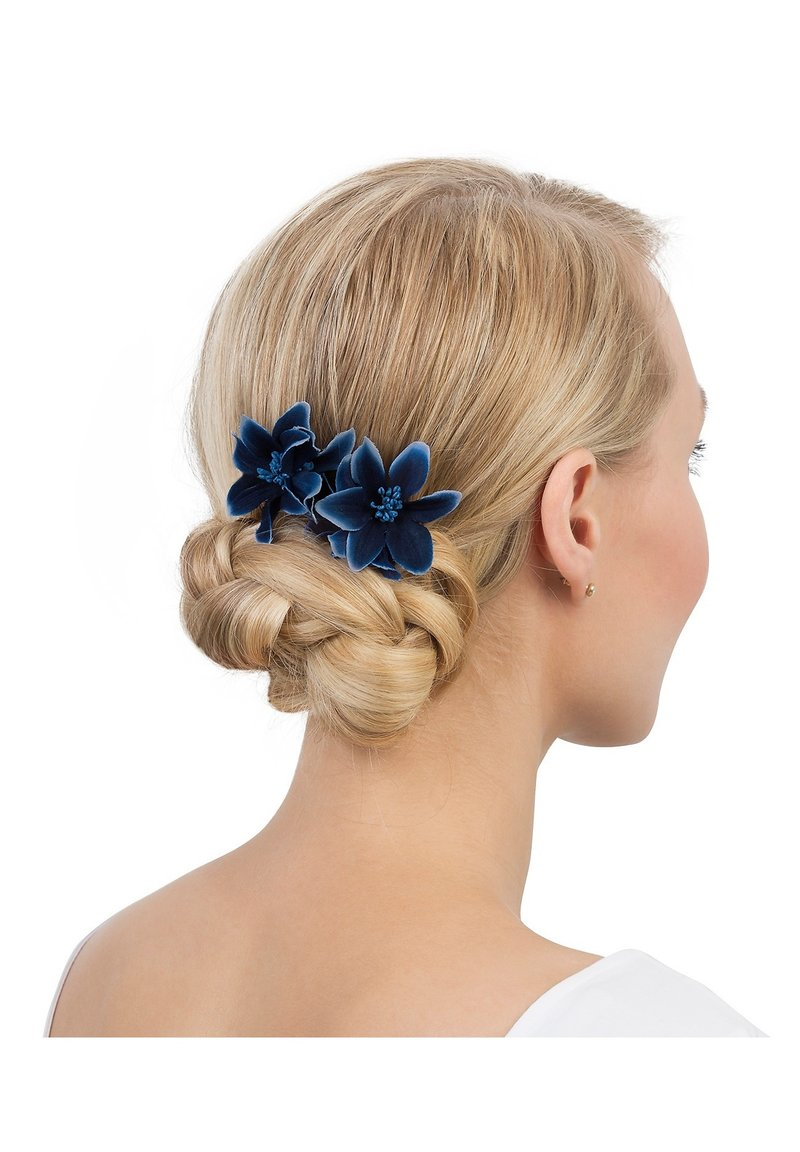 Six - Hair styling accessory - blue