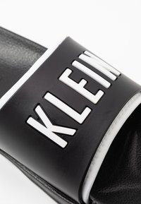 Calvin Klein Swimwear - SLIDE - Pantofle - black - 2