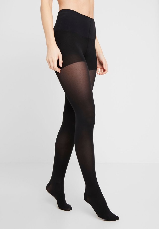 50 DEN WOMAN TIGHTS SOFT TOUCH CONTROL TOP - Strømpebukser - black