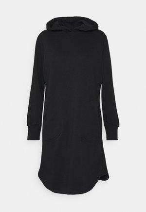 ONLELVIRA HOOD DRESS - Robe d'été - black