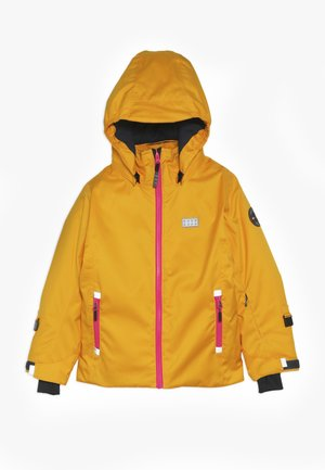 JOSEFINE JACKET - Skijakker - light orange
