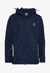 Barbour Beacon - MOUND JACKET - Tunn jacka - royal navy - 3