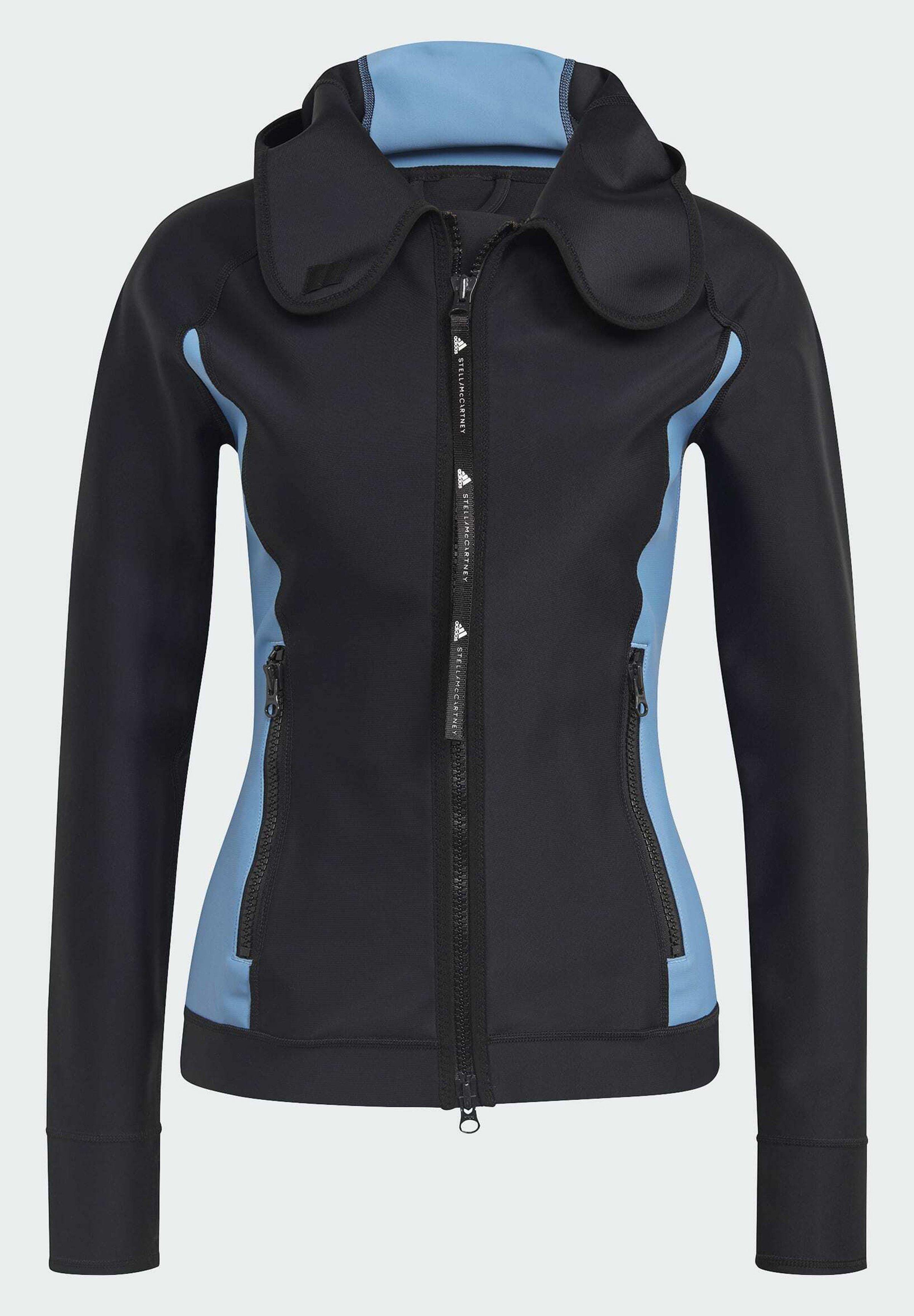 Women ADIDAS BY STELLA MCCARTNEY BEACHDEFENDER MIDLAYER JAC - Training jacket