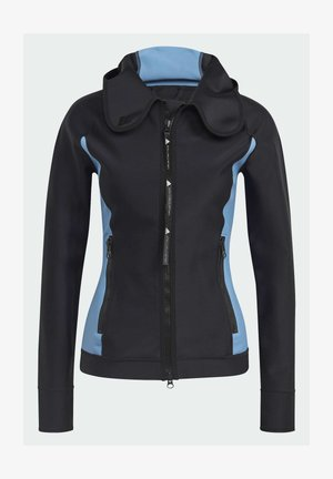 ADIDAS BY STELLA MCCARTNEY BEACHDEFENDER MIDLAYER JAC - Chaqueta de entrenamiento - black
