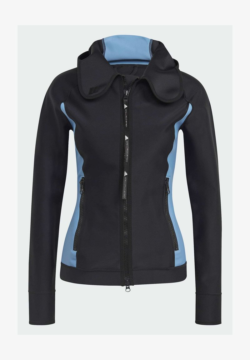 adidas by Stella McCartney - ADIDAS BY STELLA MCCARTNEY BEACHDEFENDER MIDLAYER JAC - Training jacket - black